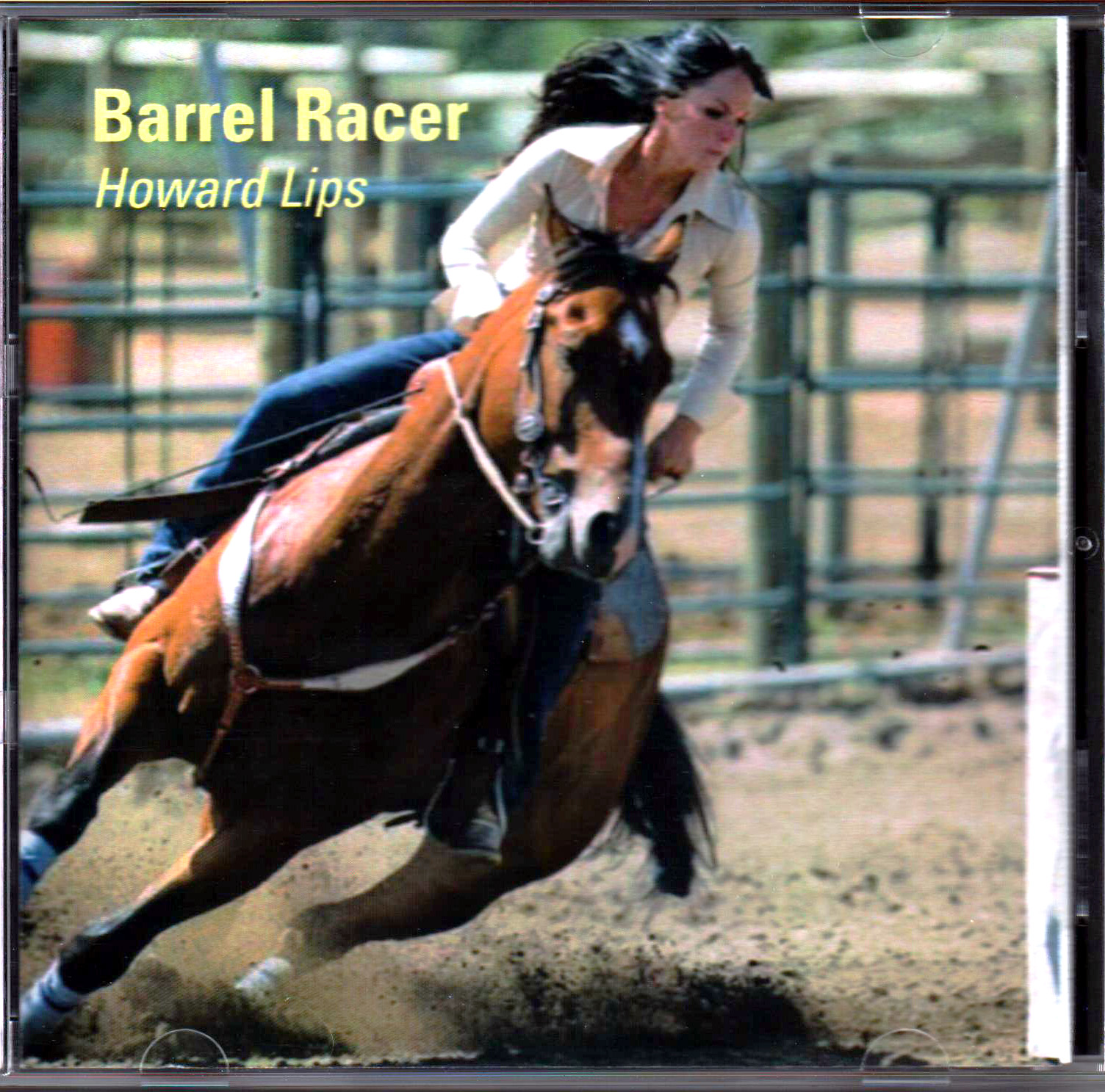 how to become a barrel racer