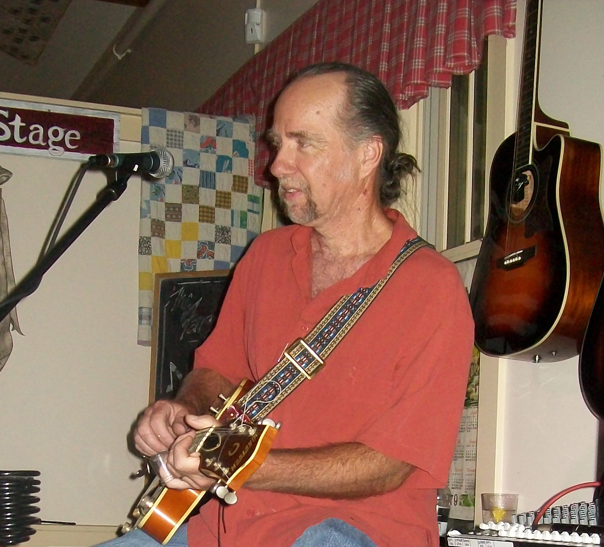 Dave Williams Musician Leona Williams Dave Olney