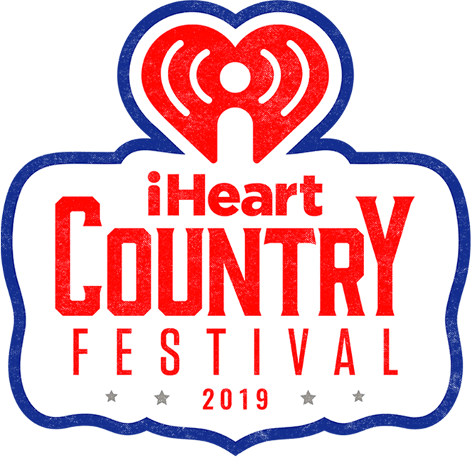 Iheartcountry Festival 2020.Iheart Country Fest 2019 Logo Lockup Nashville Music Guide
